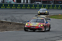 #73 PARK PLACE MOTORSPORTS PORSCHE 911 GT AMERICA PORSCHE PATRICK LINDSEY (USA) KEVIN ESTRE (FRA) CONNOR DE PHILLIPPI (USA) JASON HART (USA) MIKE VESS (USA)