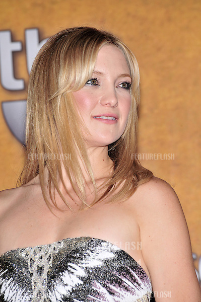 Kate Hudson at the 14th Annual Screen Actors Guild Awards at the Shrine Auditorium, Los Angeles, CA..January 27, 2008  Los Angeles, CA.Picture: Paul Smith / Featureflash