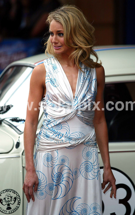 "**ALL ROUND PICTURES FROM SOLARPIX.COM**.**WORLDWIDE SYNDICATION RIGHTS**.Lady Isabella Hervey arrives for the premiere of ""Herbie: Fully Loaded"" July 28, 2005 - Vue West End.London, UK..This pic: Lady Isabella Hervey..JOB REF: 4493  BNE        DATE: 28_07_2005.**MUST CREDIT SOLARPIX.COM OR DOUBLE FEE WILL BE CHARGED* *UNDER NO CIRCUMSTANCES IS THIS IMAGE TO BE REPRODUCED FOR ANY ONLINE EDITION WITHOUT PRIOR PERMISSION*"
