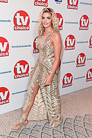 LONDON, UK. September 10, 2018: Megan Barton Hanson at the TV Choice Awards 2018 at the Dorchester Hotel, London.<br /> Picture: Steve Vas/Featureflash