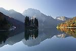 Lago di Predil, Italy