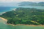 Aerial landscape, Madagascar