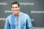 Mario Casas during the presentation of the new summer campaign of Springfield in Madrid. May 04, 2016. (ALTERPHOTOS/Borja B.Hojas)