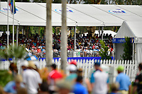 Crowd Shot  during the final round of the ANA Inspiration at the Mission Hills Country Club in Palm Desert, California, USA. 4/1/18.<br /> <br /> Picture: Golffile | Bruce Sherwood<br /> <br /> <br /> All photo usage must carry mandatory copyright credit (&copy; Golffile | Bruce Sherwood)