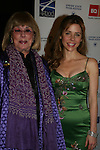 Phyllis Newman & Kerry Butler participate in Defying Inequality: The Broadway Concert - A Celebrity Benefit for Equal Rights  on February 23, 2009 at the Gershwin Theatre, New York, NY. (Photo by Sue Coflin)