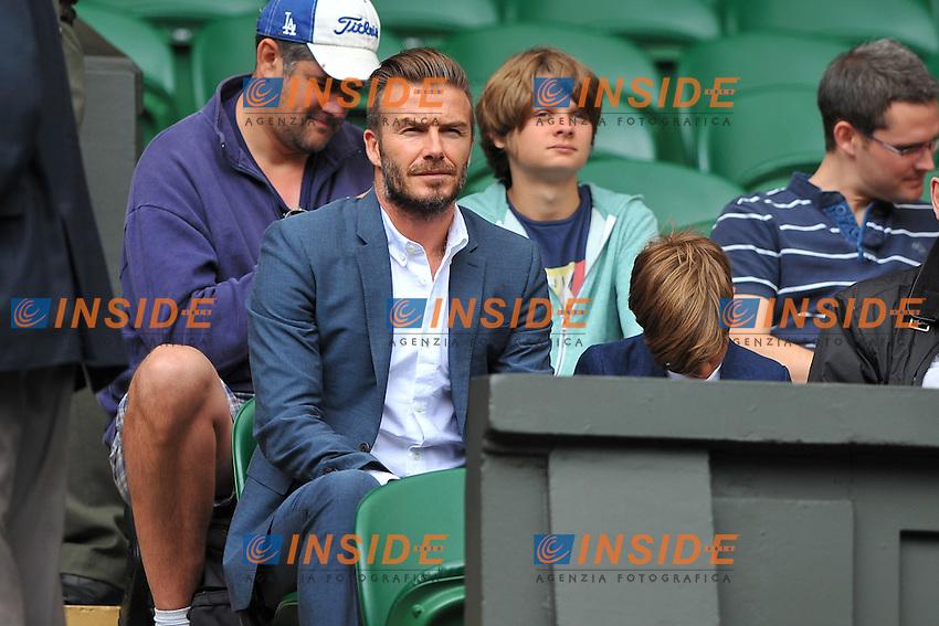 David Beckham <br /> Foto Insidefoto