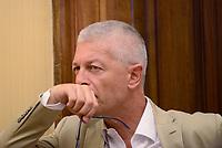Roma, 14 Luglio 2017<br /> Nicola Morra.<br /> Sistema operativo Rousseau: Presentata la &ldquo;call to action&rdquo; del Movimento 5 Stelle alla Camera