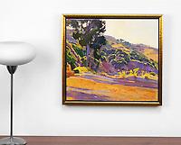 "Burtt: Memory Of Glenna, Digital Print, , Framed Dims. 20"" x 22"" x 2"""