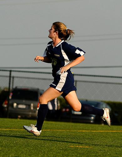 Girls Soccer<br /> Rye Country Day School<br /> September, 2010