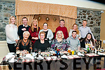 The finance department of Kerry Ingredients, Listowel enjoying their Xmas party at Behan's Horseshoe Bar & Restaurant, Listowel on Friday night last.