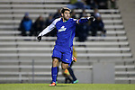 20 November 2016: FGCU's Albert Ruiz (ESP). The University of North Carolina Tar Heels hosted the Florida Gulf Coast University Eagles at Fetzer Field in Chapel Hill, North Carolina in a 2016 NCAA Division I Men's Soccer Tournament Second Round match. UNC defeated FGCU 3-2 in two overtimes.