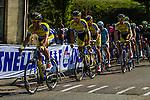 Team Tinkoff Saxo Amstel Gold Race, 20th April 2014, Photo by Thomas van Bracht / www.pelotonphotos.com