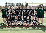 4-22-19, Huron High School girl's varsity soccer team photos