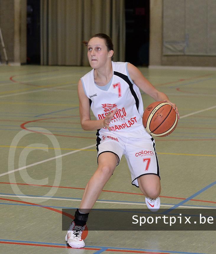 DBC Waregem : Miete Celus <br /> foto VDB / BART VANDENBROUCKE