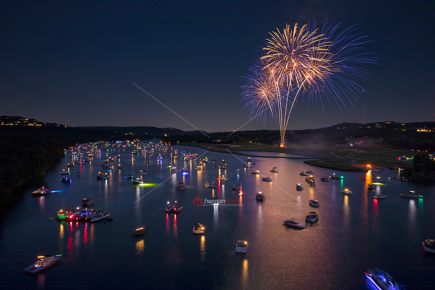 The 360 Bridge claims the best 4th of July Fireworks display in Austin over Lake Austin. The annual 360 Bridge fireworks display is known to be the best fireworks display in central Texas.