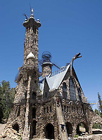 Bishop's Castle in San Isabel, Colorado.