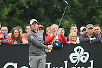 Rory McIlroy (NIR) tees off on the 12th tee during the Final Day Sunday of The Irish Open presented by Discover Ireland at Killarney Golf & Fishing Club on 31st July 2011 (Photo Fran Caffrey/www.golffile.ie)