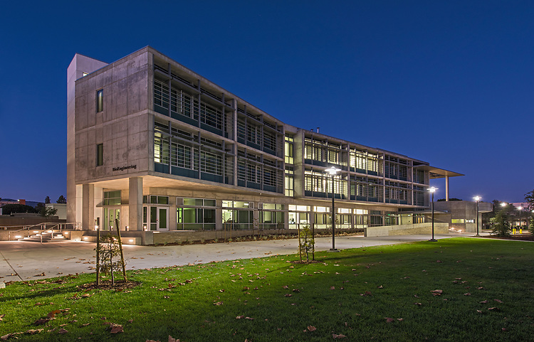 Bioengineering Building UCSB