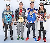 Far East Movement attending the 2012 Billboard Music Awards held at the MGM Grand Garden Arena in Las Vegas, Nevada on 20.05.2012..Credit: Martin Smith/face to face /MediaPunch Inc. ***FOR USA ONLY*** / Mediapunchinc