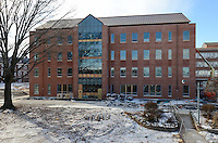 2013 01-22 CCSU New Academic / Office Building Construction Progress Photos | 16th Progress Shoot