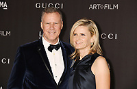 LOS ANGELES, CA - NOVEMBER 02: Will Ferrell and Viveca Paulin Ferrell attend the 2019 LACMA Art + Film Gala at LACMA on November 02, 2019 in Los Angeles, California.<br /> CAP/ROT/TM<br /> ©TM/ROT/Capital Pictures
