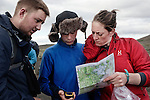 AKUREYRI, ICELAND AUGUST 2013:<br />Dangoor Next generation programme in north west Iceland, team Bull going back to the Base camp form their 1st mission,Aug 2013.<br />@Giulio Di Sturco