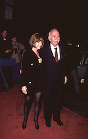 Helen Gurley Brown &amp; Husband David<br />