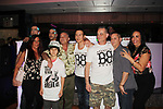 "Actor William DeMeo - Brooklyn, New York celebratges Actor William DeMeo's upcoming role in Gotti film in which he plays Sammy ""The Bull"" Gravano in a block party on May 23, 2018 along with cast.  (Photo by Sue Coflin/Max Photos)"