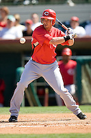 Cumberland, Shaun 7438.jpg. Spring Training. Cincinnati Reds at Houston Astros. Spring Training Game. Friday March 20th, 2009 in Kissimmee., Florida. Photo by Andrew Woolley.