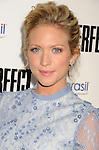 HOLLYWOOD, CA - SEPTEMBER 24: Brittany Snow attends the 'Pitch Perfect' - Los Angeles Premiere at ArcLight Hollywood on September 24, 2012 in Hollywood, California.
