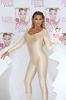 Katie Price lauches her new book &quot;Reborn&quot; at The Worx, London. <br /> September 21, 2016  London, UK<br /> Picture: James Smith / Featureflash