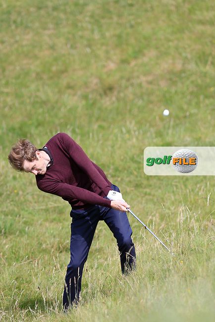G Smyth (Clonmel) during the 2nd round of the East of Ireland championship, Co Louth Golf Club, Baltray, Co Louth, Ireland. 03/06/2017<br /> Picture: Golffile   Fran Caffrey<br /> <br /> <br /> All photo usage must carry mandatory copyright credit (&copy; Golffile   Fran Caffrey)