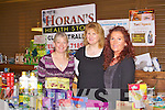 HEALTH: The staff of Horan's Health Store at the Coisceim Health Fest 2010 at the Carlton hotel, Tralee on Sunday l-r: Susie Cox (nutritional therapist), Kate Burke (manager Clash store) and Noirin Irwin (Clash store).