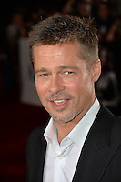 LOS ANGELES, CA. November 9, 2016: Actor Brad Pitt at a special fan screening for &quot;Allied&quot; at the Regency Village Theatre, Westwood.<br /> Picture: Paul Smith/Featureflash/SilverHub 0208 004 5359/ 07711 972644 Editors@silverhubmedia.com
