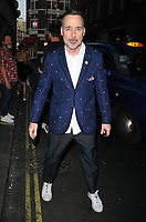 David Furnish at the HENI Gallery x Adidas &quot;Prouder&quot; project private view &amp; party, HENI Gallery, Lexington Street, London, England, UK, on Tuesday 03 July 2018.<br /> CAP/CAN<br /> &copy;CAN/Capital Pictures