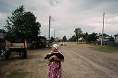 Osyatkino, Russia<br /> July, 1998<br /> <br /> A village only accessible via the Pinega River