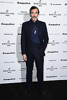 LONDON, UK. October 16, 2019: Richard Biedul arriving for the Esquire Townhouse 2019 launch party, London.<br /> Picture: Steve Vas/Featureflash
