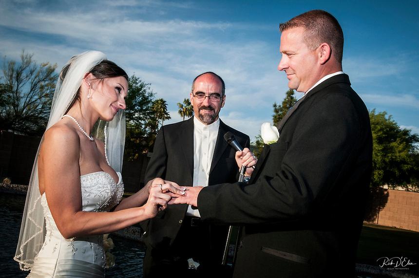 ©RIck D'Elia/D'Elia Photographic. Racheal and Don Gilbert.