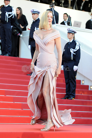 Uma Thurman at the Opening Movie &acute;Les Fantomes d Ismael` screening during The 70th Annual Cannes Film Festival on May 17, 2017 in Cannes, France.<br />