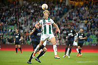 GRONINGEN - Voetbal, FC Groningen - Willem II,  Eredivisie , Hitachi stadion, seizoen 2018-2019, 17-08-2018,   FC Groningen speler Tom van Weert