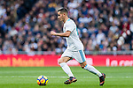 Lucas Vazquez of Real Madrid in action during the La Liga 2017-18 match between Real Madrid and Sevilla FC at Santiago Bernabeu Stadium on 09 December 2017 in Madrid, Spain. Photo by Diego Souto / Power Sport Images