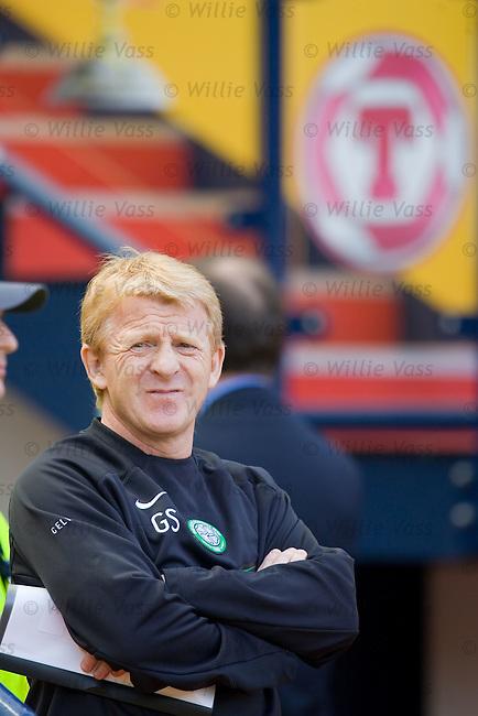 Gordon Strachan, Celtic