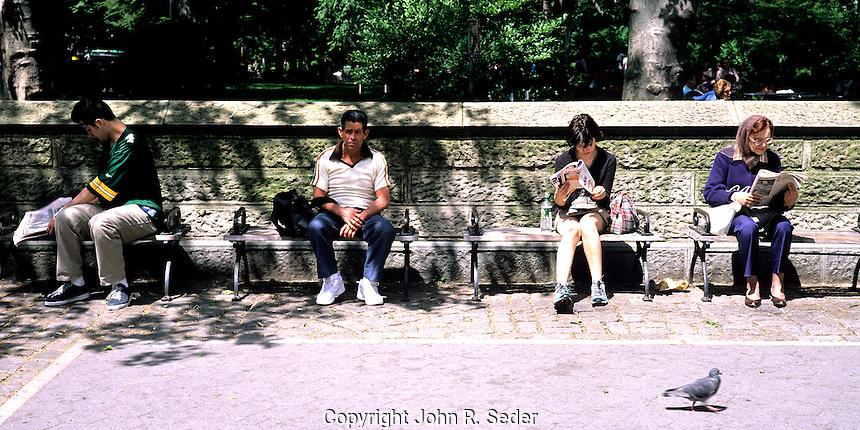 I Like Central Park In June