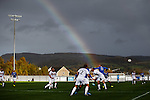 Kris Boyd looking for the goals at the end of the rainbow