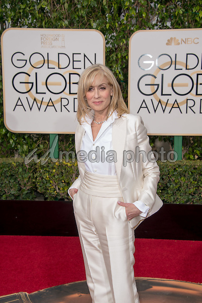 Judith Light attends the 73rd Annual Golden Globes Awards at the Beverly Hilton in Beverly Hills, CA on Sunday, January 10, 2016. Photo Credit: HFPA/AdMedia