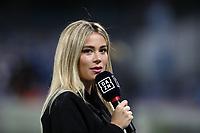 Diletta Leotta<br /> Napoli 09-11-2019 Stadio San Paolo <br /> Football Serie A 2019/2020 <br /> SSC Napoli - Genoa CFC<br /> Photo Cesare Purini / Insidefoto