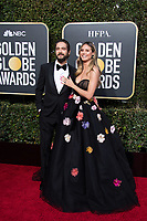 Tom Kaulitz and Heidi Klum attend the 76th Annual Golden Globe Awards at the Beverly Hilton in Beverly Hills, CA on Sunday, January 6, 2019.<br /> *Editorial Use Only*<br /> CAP/PLF/HFPA<br /> Image supplied by Capital Pictures