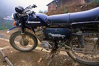 Minsk motorcycle, Northern Vietnam