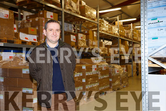 Seán Costello General Manager at Táirgí Tréad Lia (Ballinskelligs Veterinary Products).