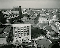 1960 April 12..Redevelopment.Downtown North (R-8)..Downtown Progress..North View from VNB Building..HAYCOX PHOTORAMIC INC..NEG# C-60-5-27.NRHA#..